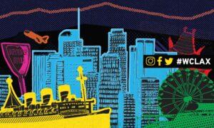 WordCamp Los Angeles LAX 2018 logo